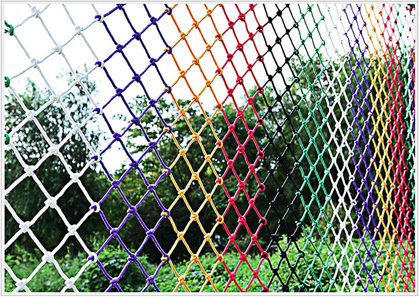 Red De Cuerda De Seguridad, Red De Escalada Protectora Para Decoración Del Hogar, Se Utiliza Para Proteger A Los Niños, Equipo Protector De Entretenimiento Para Escalar, Material De Cuerda(Size:1x7m)