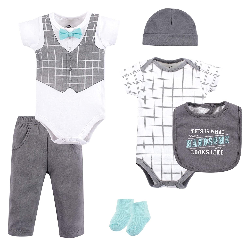 Little Treasure Unisex Baby Clothing Set