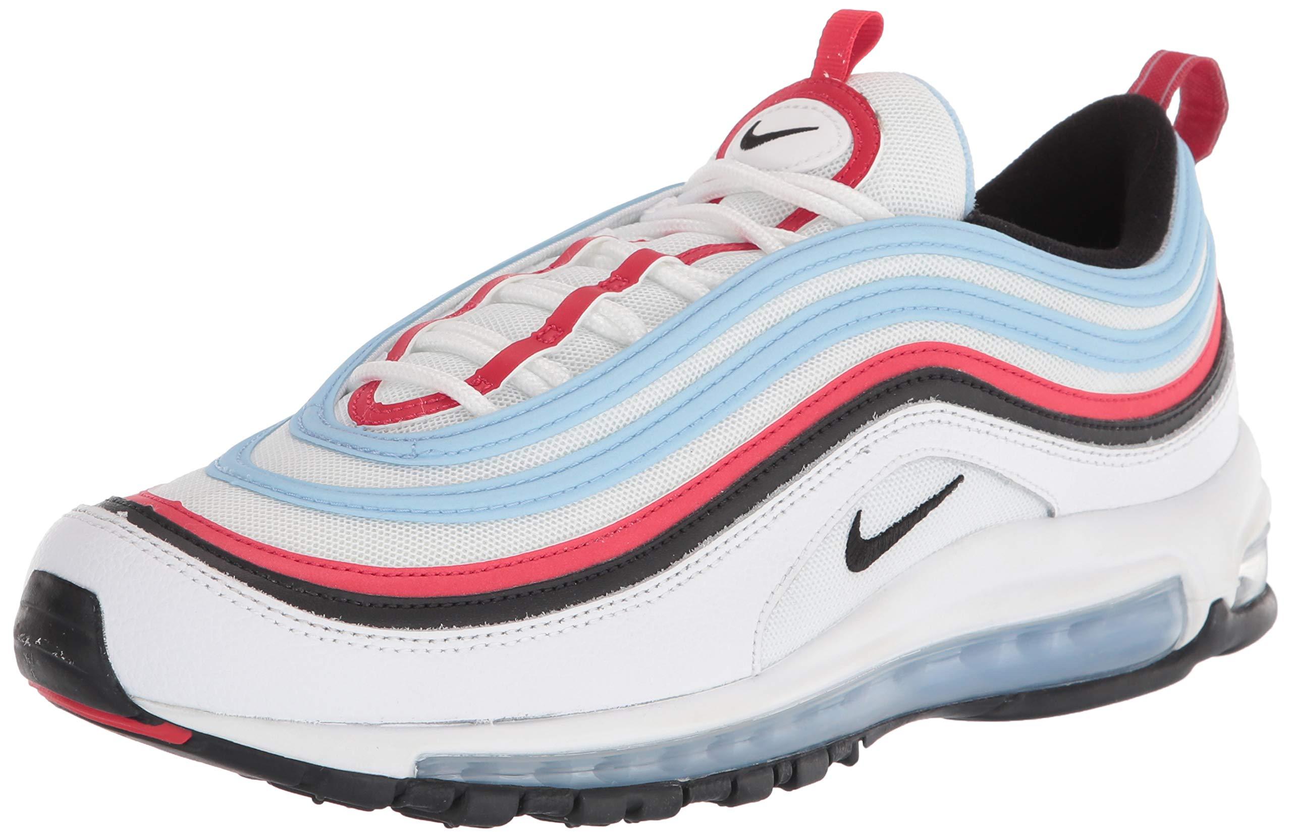 Nike Air Max 97 Mens Casual Fashion Sneaker Cw6986-100 Size 8