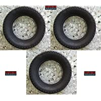 3Tres Triple neumáticos marca DURO tamaño 4.00–126PR