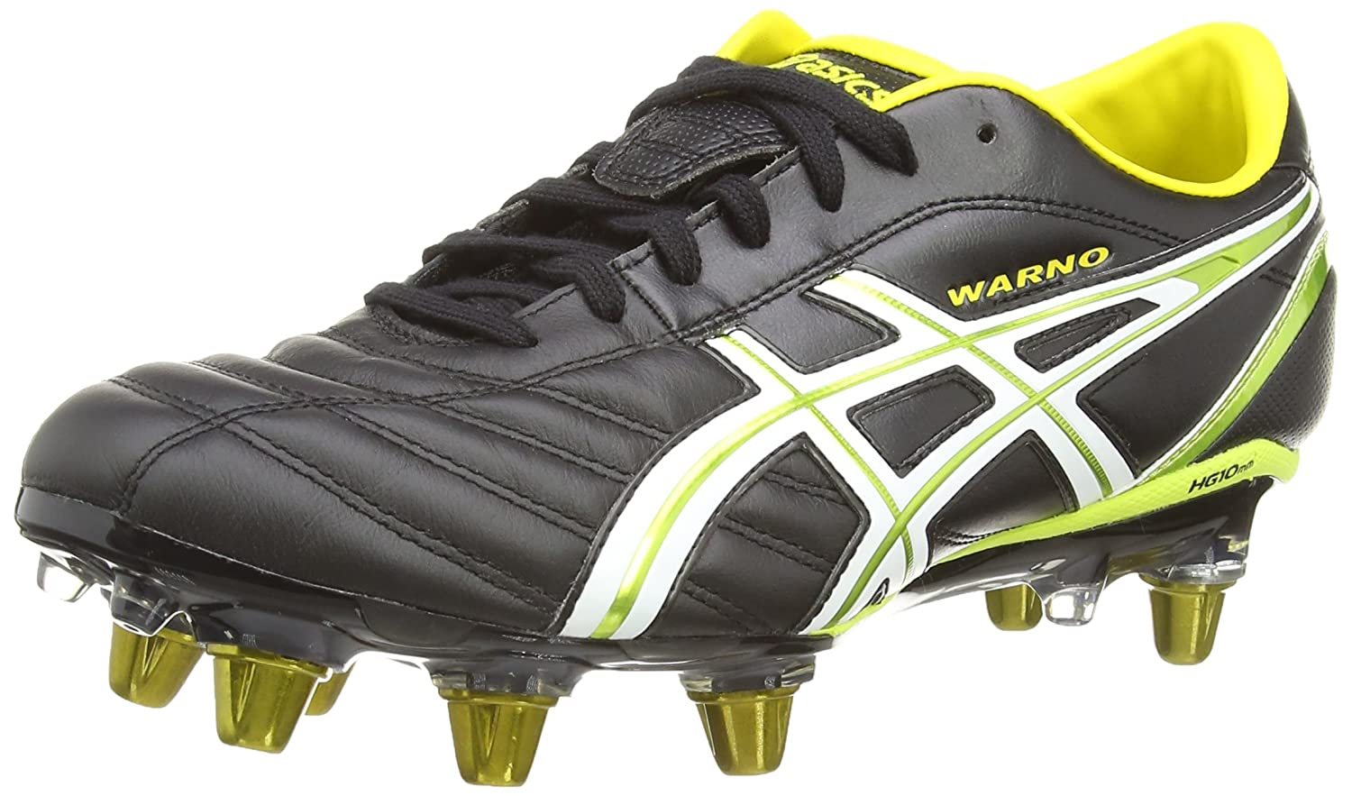Por lo tanto oscuridad mercado  ASICS LETHAL ST Rugby Boots Mens Black – Recreate Games