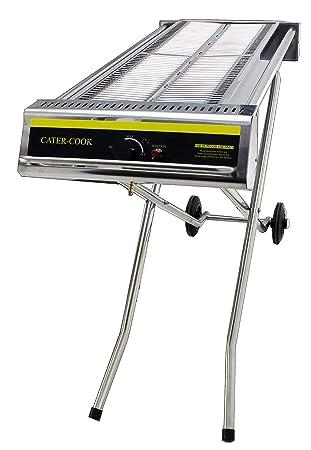Plegable barbacoa de gas propano cater-cook ck9111