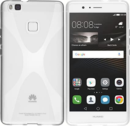 kazoj Carcasa Huawei P9 Lite Carcasa de TPU en X de Diseño en ...