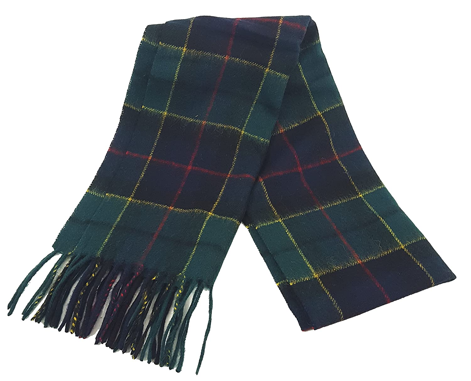 FORSYTH TARTAN LAMBSWOOL SCARF LSCLE-FORSYTH
