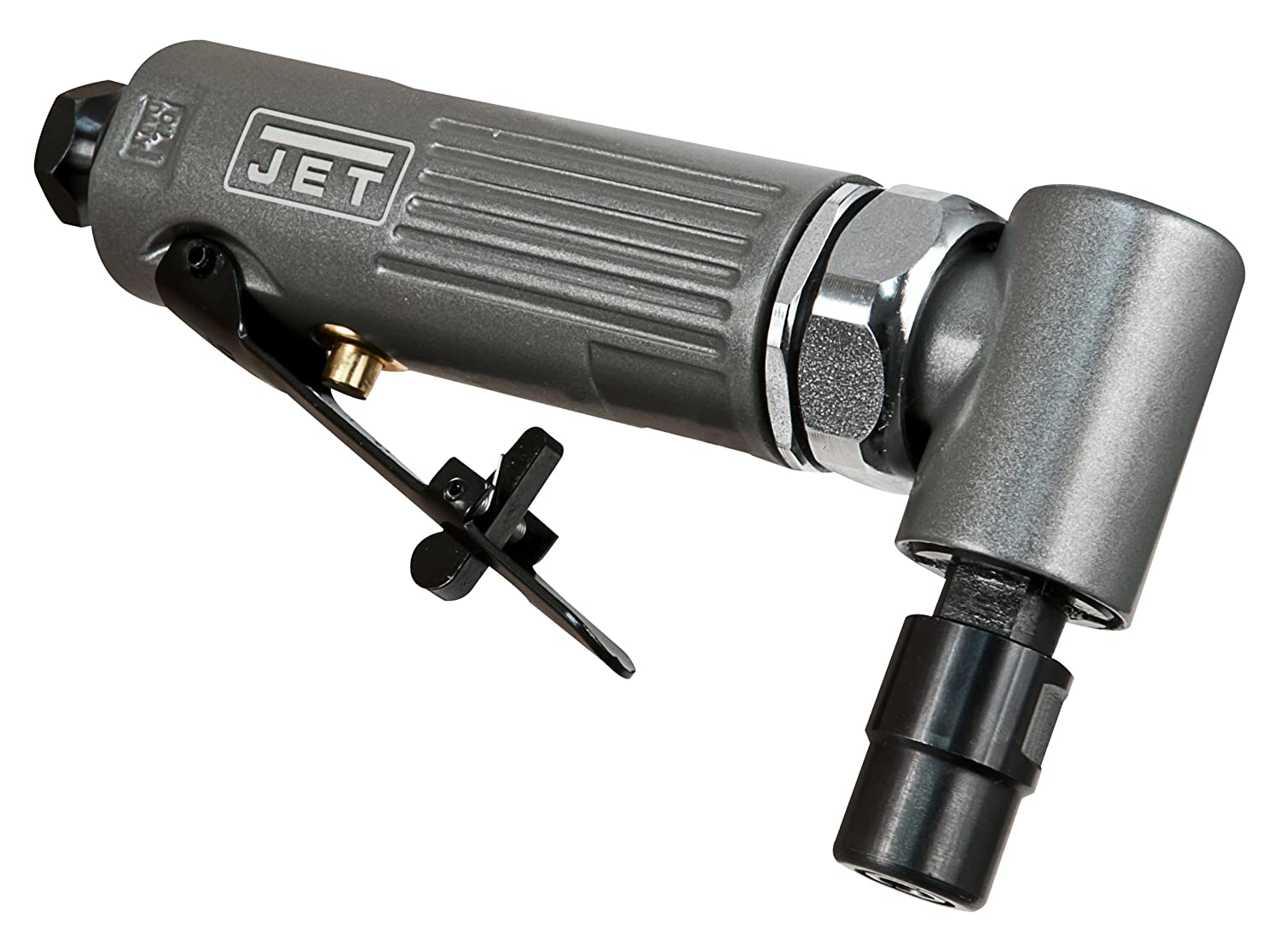 """JET JAT-403 Pneumatic R6 Right Angle Die Grinder, 1/4"""" 1/4"""" WMH Tool Group"""