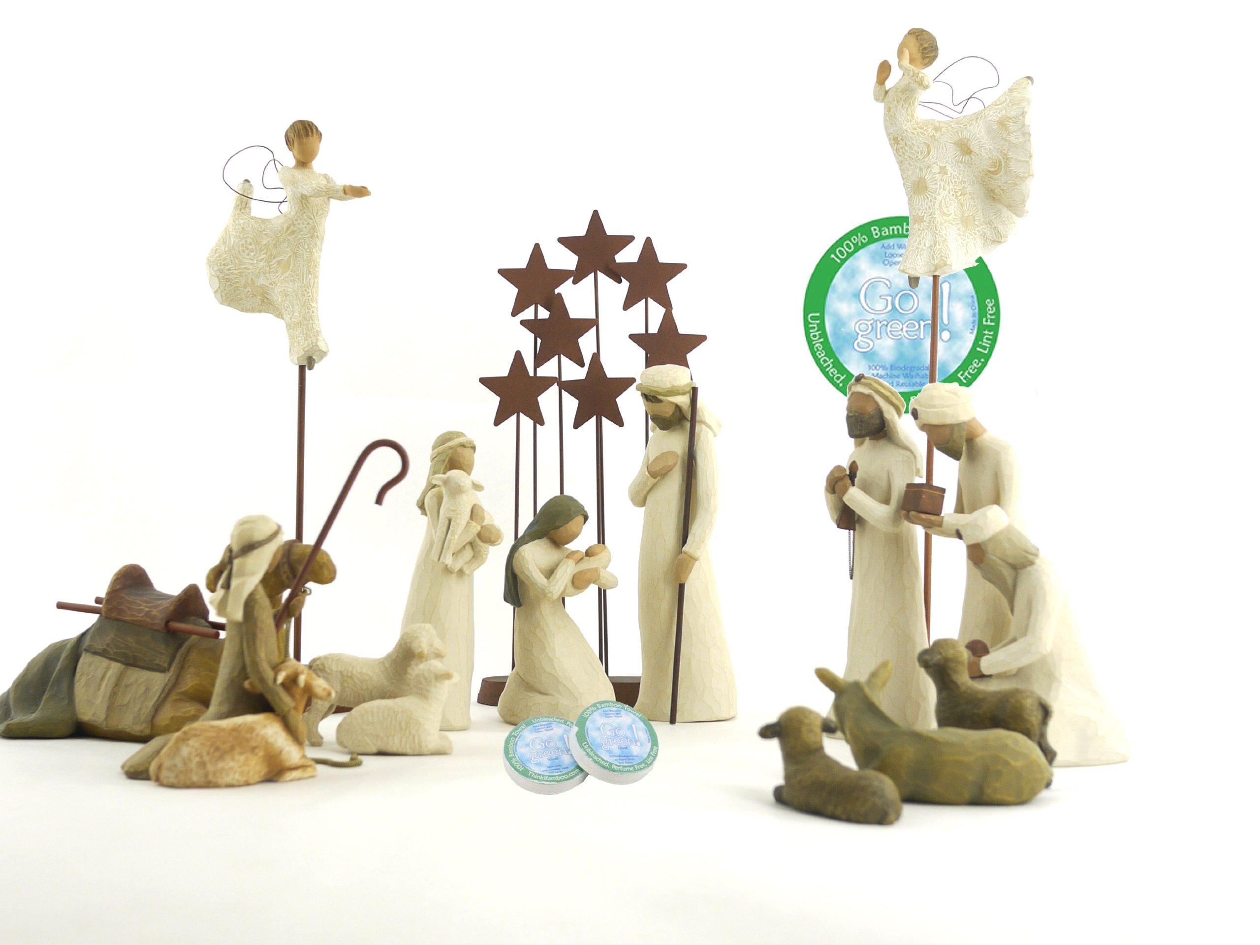 Willow Tree 16 Piece Nativity Set