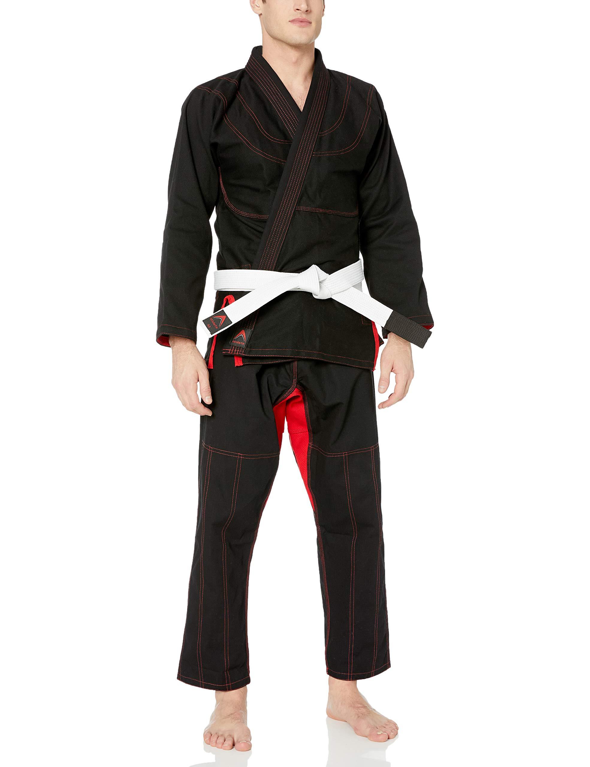 Athllete Jiu Jitsu Gi