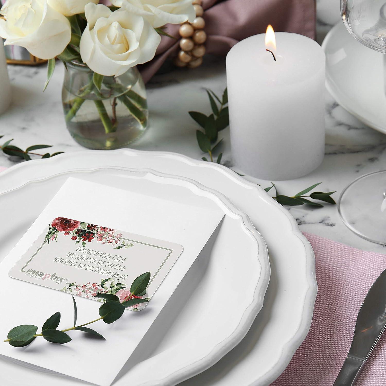 Fotospiel für Hochzeitsgäste