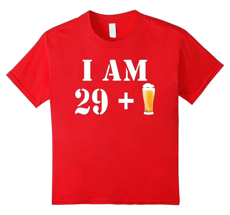 30th Birthday T Shirt Gift Beer-Awarplus