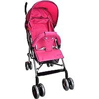 Notty Ride Baby Stroller (Pink)