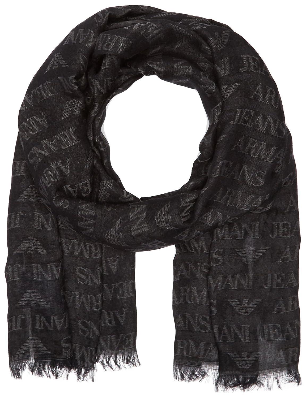 Armani Jeans 93450500020 Sciarpa Man black One Size 934505CC78700020