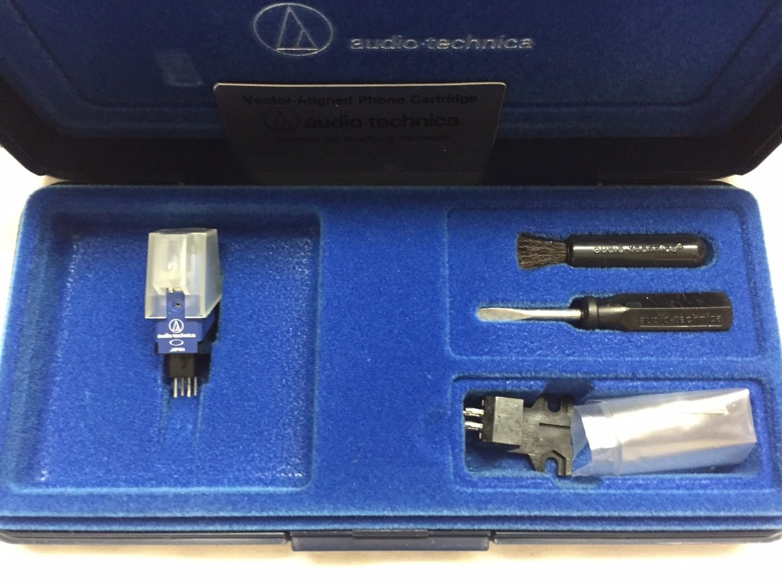 PS-AUDIO TECHNICA AT450 UNIVERSAL phono cartridge BiRadial NEW genuine. RARE