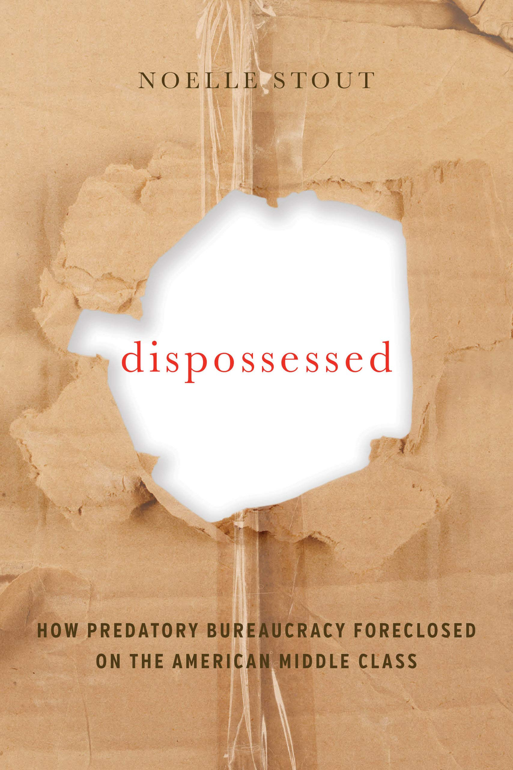 Dispossessed  How Predatory Bureaucracy Foreclosed On The American Middle Class  California Series In Public Anthropology Band 44