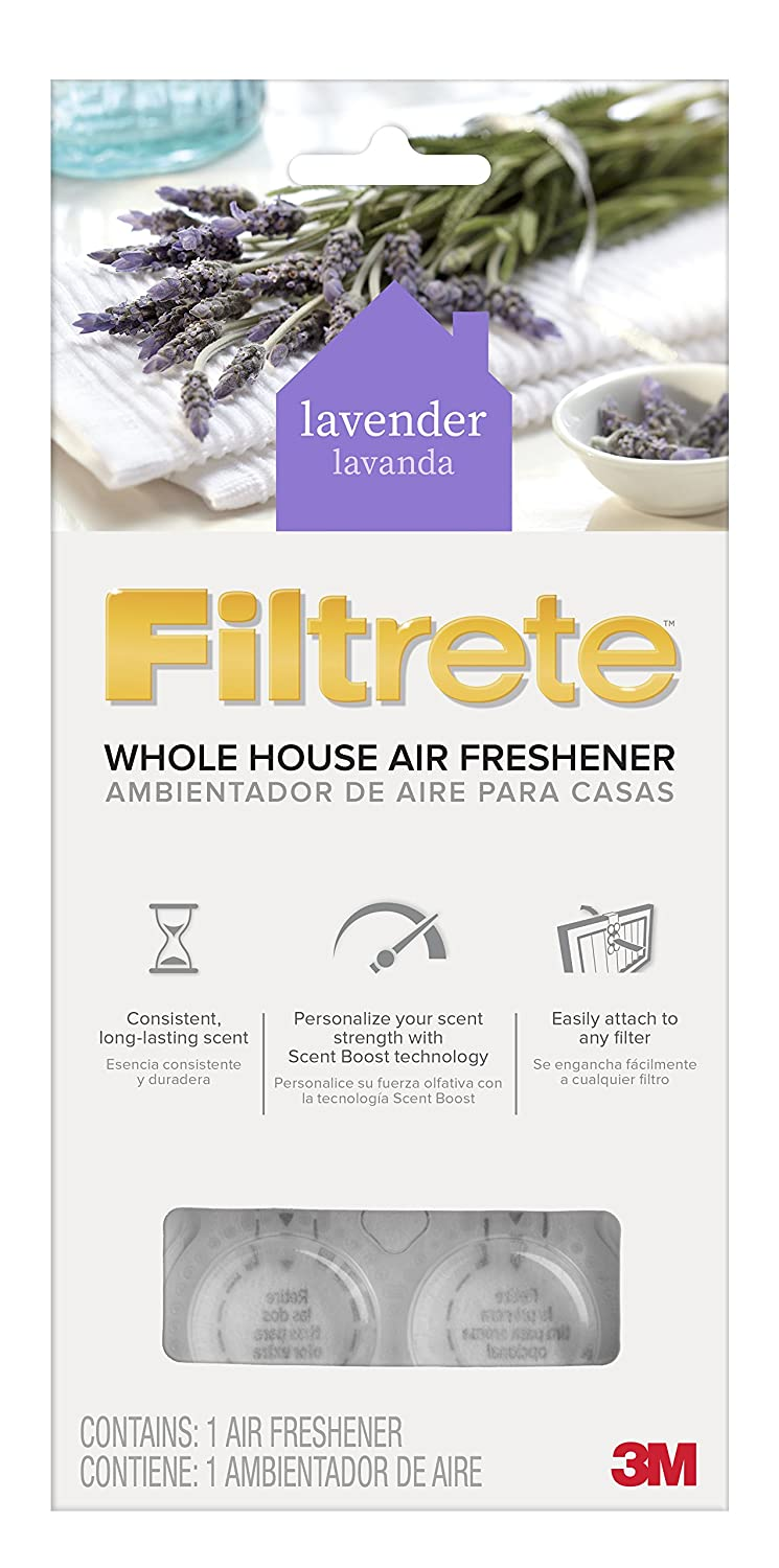 Filtrete Whole House Air Freshener, Lavender