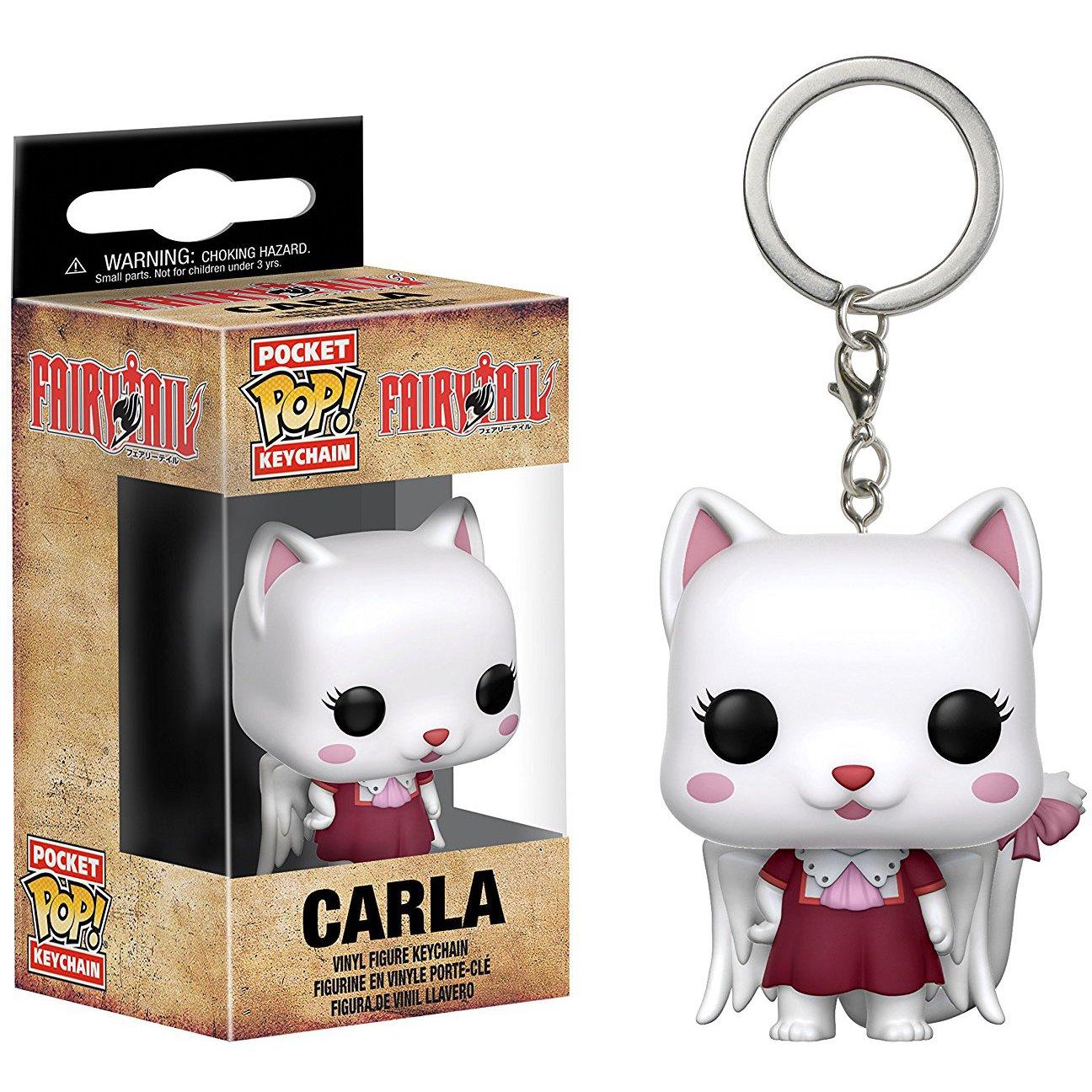 Amazon.com: Funko Carla Pocket POP! x Fairy Tail Mini ...