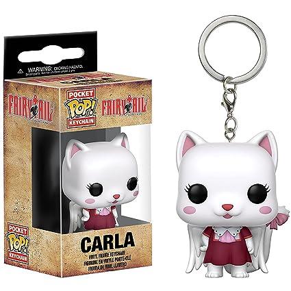 Amazon.com: Carla: Funko Pocket POP. mini-figural Llavero + ...