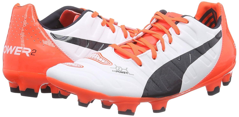 Puma Evopower 2.2 FG, Chaussures de Football Homme: Amazon