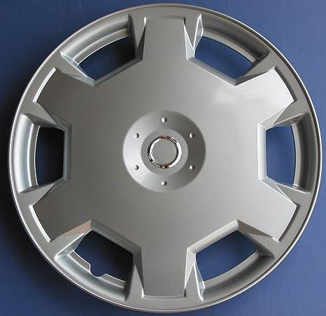 """15 """"Set de 4 Nissan Versa Cubo de rueda, Tapacubos de 15 pulgadas"""