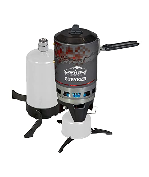 5. Camp Chef Mountain Series Stryker Isobutane Stove