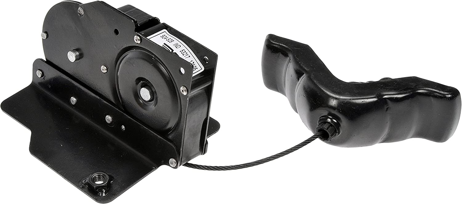 for 1999-2007 F450 F550 Truck Replace# 6C3Z1A131AA 2C3Z1A131AA F81Z1A131AF XC3Z1A131DA YC3Z1A131AA 924-528 Spare Tire Hoist Tire Winch Carrier Holder Fit for Ford F250 F350 Super Duty