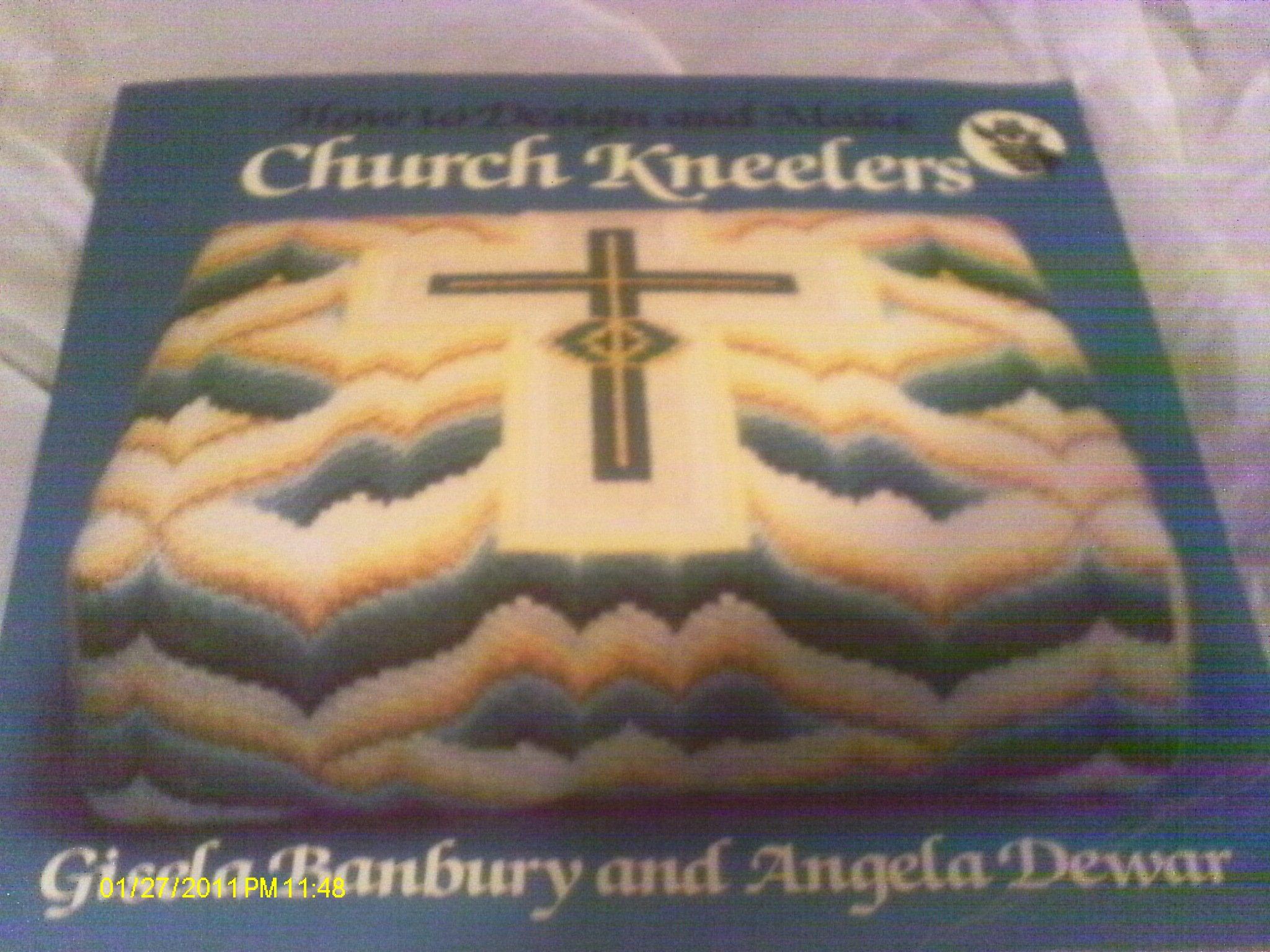 How to Design and Make Church Kneelers: Amazon.de: Angela Dewar, Gisela  Banbury: Fremdsprachige Bücher