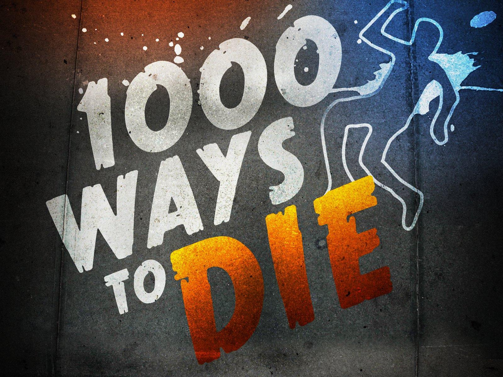 1000 Ways To Die Season 1