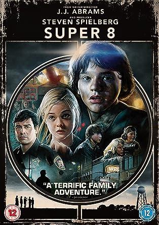 Amazon com: Super 8 [DVD]: Movies & TV