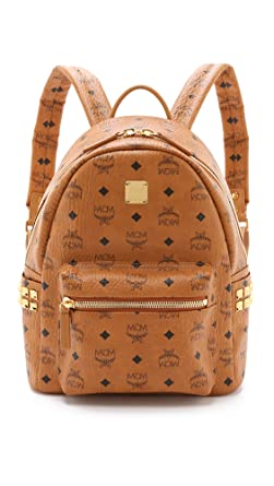 MCM Women s Side Stud Small Stark Backpack 01eb4525ae620