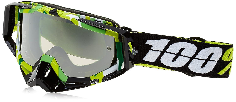 100% Prozent Racecraft Goggle Brille Klare Scheibe DH MTB MX Downhill Mountain Bike Moto Cross, HU-GOG-0011