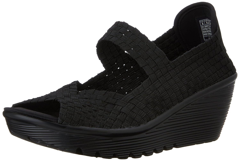 5604b994be6f Skechers Cali Women s Parallel Wedge Sandal  Amazon.ca  Shoes   Handbags