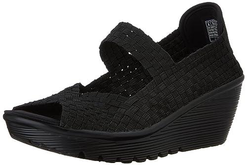 c8a30532b30 Skechers Cali Women s Parallel Wedge Sandal  Amazon.ca  Shoes   Handbags