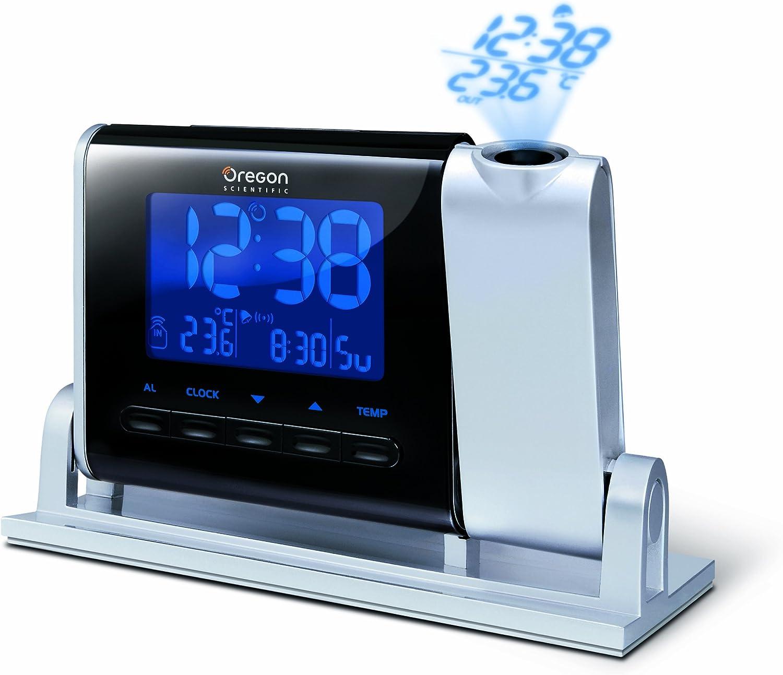 Oregon Scientific RMR329P - Despertador con proyector de hora y ...