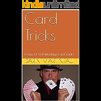 Card Tricks: Learn 11 Self-Working Card Tricks