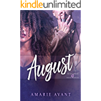 AUGUST: A BWWM Romantic Suspense  (Standalone Full-Length Novel)