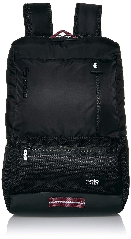 Solo Draft Slim Backpack, Black