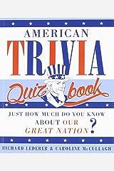 American Trivia Quiz Book Paperback