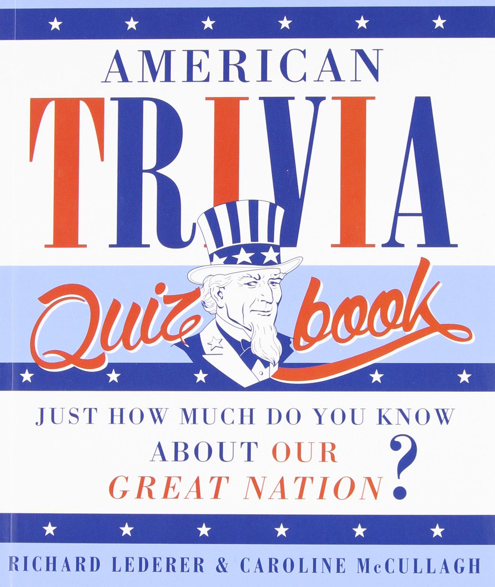 American Trivia Quiz Richard Lederer product image
