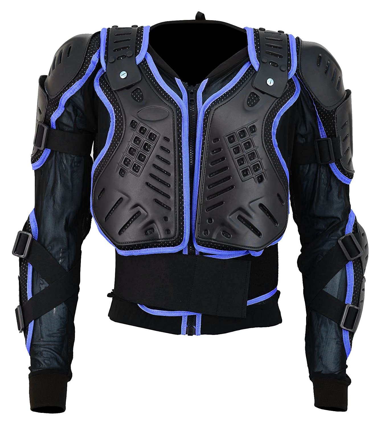 PROFIRST BA-002 Motocross Motorbike Motorcyle Protection Jacket Body Armour Mountain Cycling Riding Skating Snowboarding Track Crash Guard CE Approved