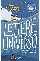 Lettere dall'universo (Italian Edition) Kindle Edition