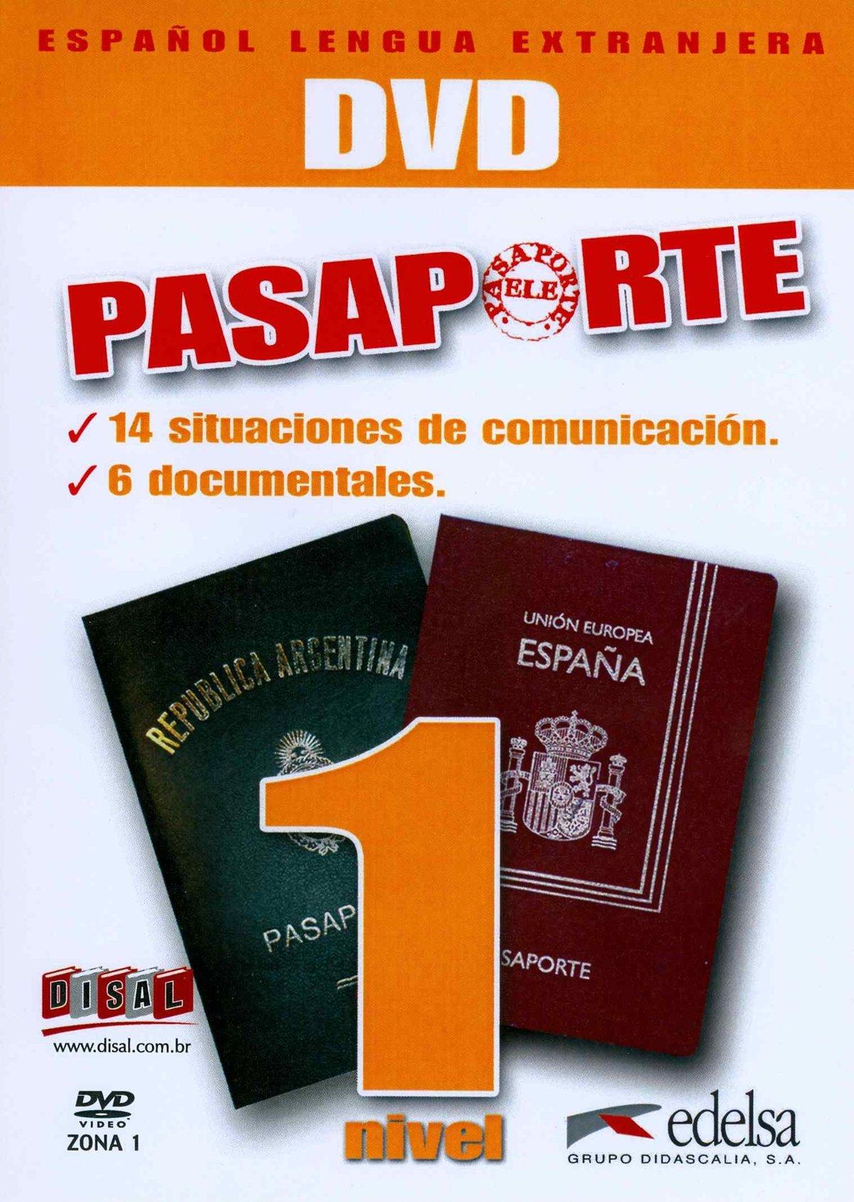 Pasaporte Ele. A1. Per le Scuole superiori. DVD-ROM: Amazon.es: Cerrolaza, Óscar, Llovet, Begona, Cerrolaza, Matilde: Libros en idiomas extranjeros