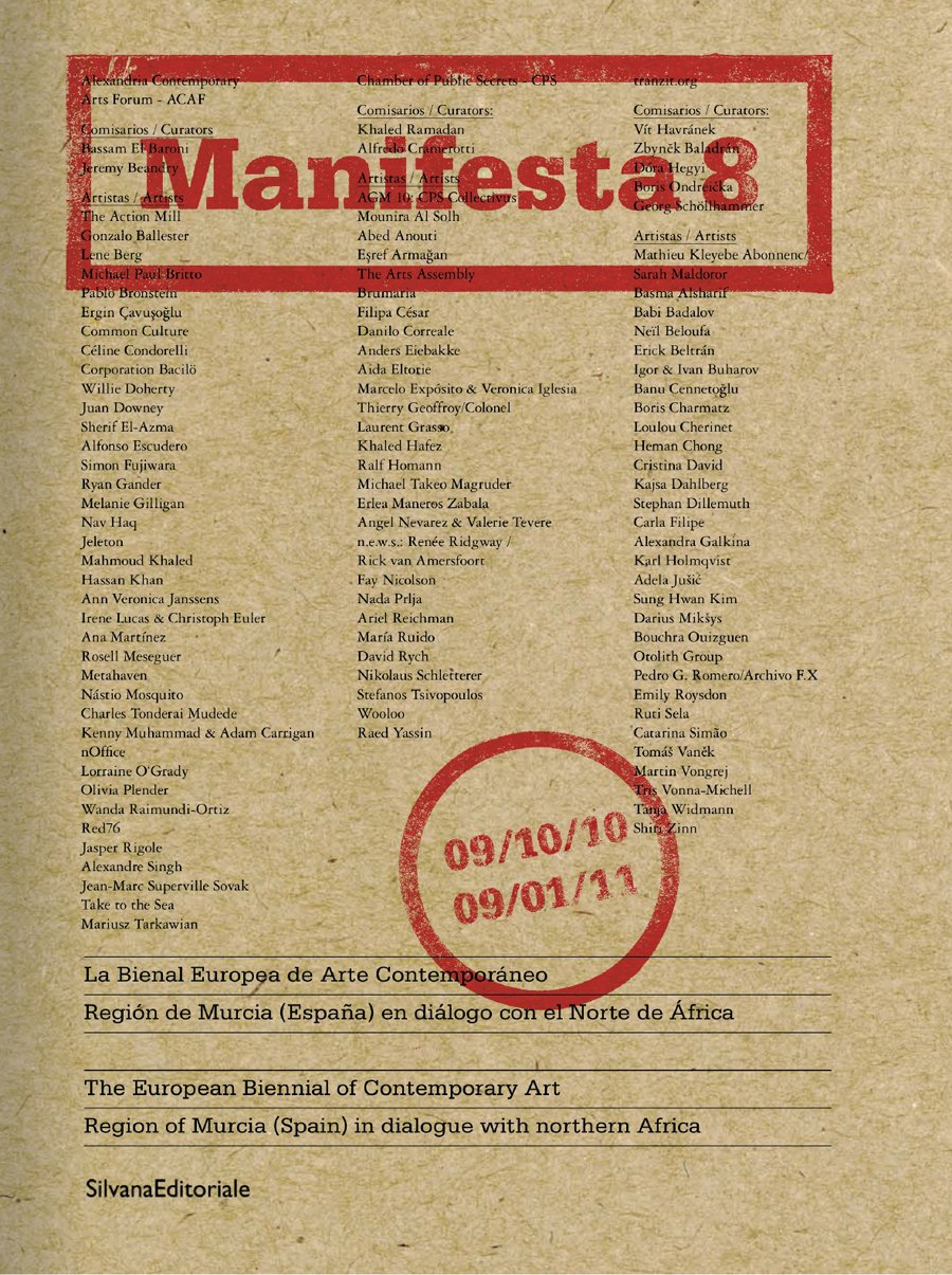 Download Manifesta 8: The European Biennial of Contemporary Art, Region of Murcia (Spain) in Dialogue with Northern Africa PDF