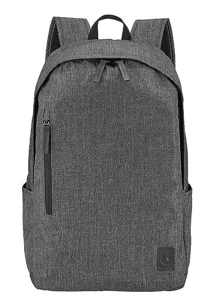 48a8b470f0ee Nixon Smith Backpack SE II (Charcoal Heather)  Amazon.ca  Clothing ...