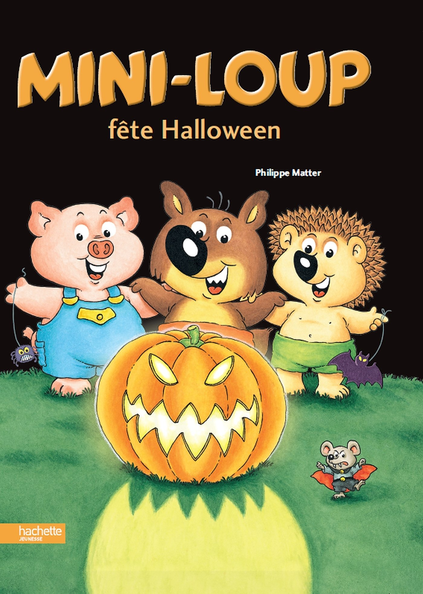 Mini Loup Mini Loup Fete Halloween 9782013938686 Amazon