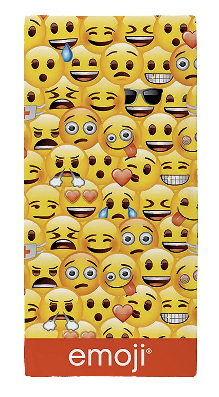 Emoji Towel, multicolour Dreamtex Ltd TW3-EMO-JO1-20-M