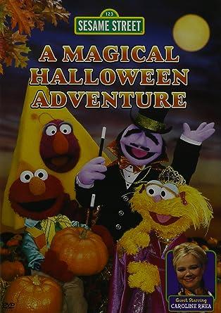 Charming Amazon.com: Sesame Street: A Magical Halloween Adventure ...