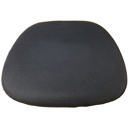 COMFORT by CONFORMAX CONFORMAX NEW ERA ALL SEASON CAR-TRUCK GEL SEAT CUSHION (L20 (20Lx20FWx14RW), with removable cover-AIRMAX)