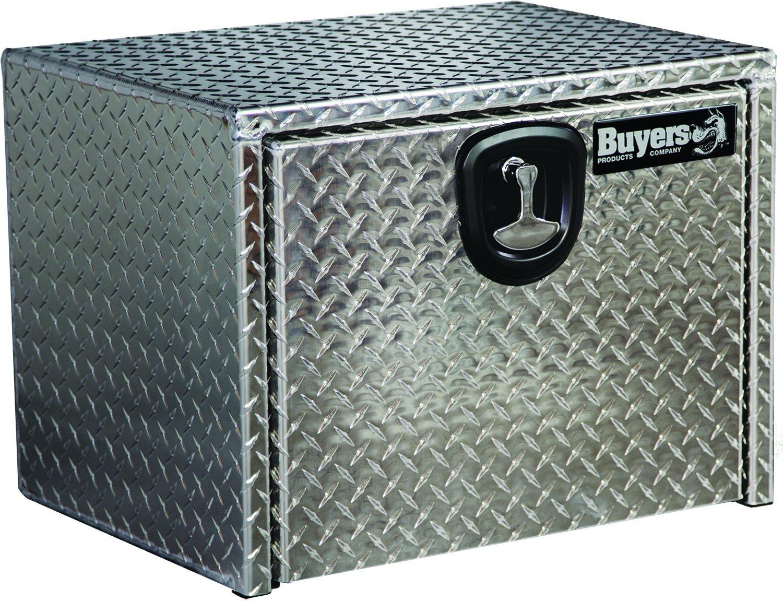 (バイヤーズプロダクト) Buyer Products 1705100 ツールボックス アルミ 18x18x36 inches シルバー 1705105 B00KWMPS9E 18x18x36 inches