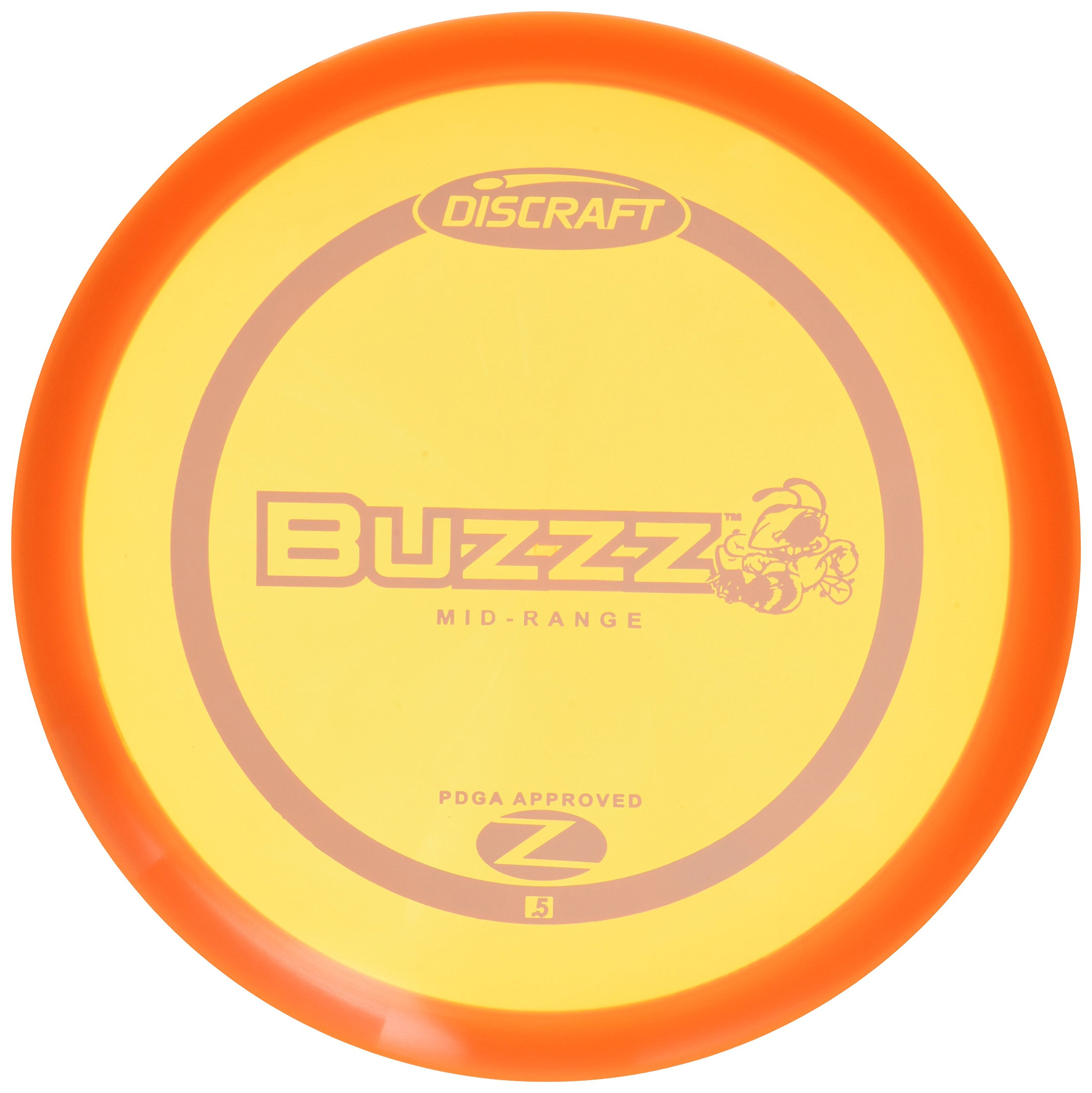 Discraft Buzzz Elite Z Golf Disc, 170-172 Grams by Discraft