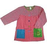 Kiz Kiz Bata Escolar Infantil Multicolor Baby Infantil de Cuadros