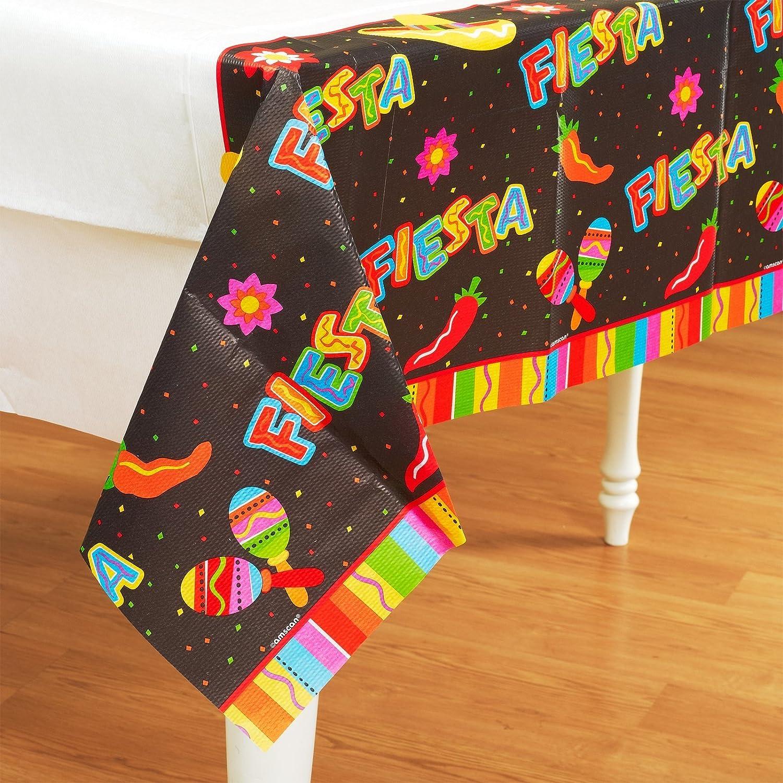 amscan Fiesta Fun Papier pour Table